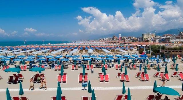 Abkommen 2 sterne hotel ely in viareggio